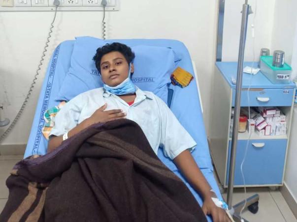 Support Rajat Undergo Bone Marrow Transplant