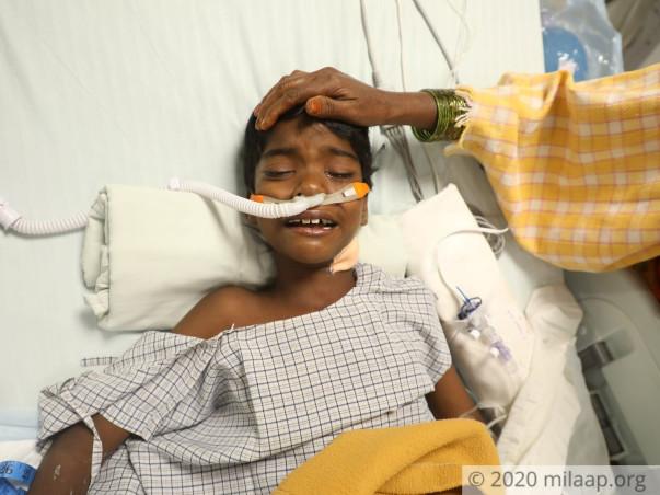 Help My Son Fight Multi Organ Dysfunction