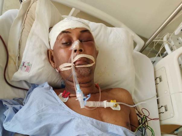 Support Ramesh Chandra Parida Recover From Brain Stroke