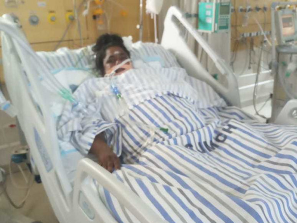 HELP ANANDHI RECOVER CONGESTIVE HEART FAILURE