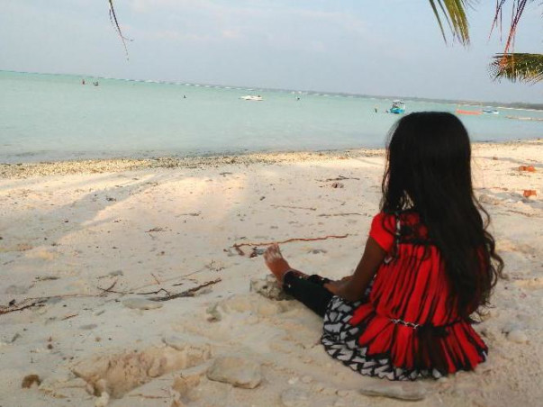 Support the deprived high school children of Lakshadweep