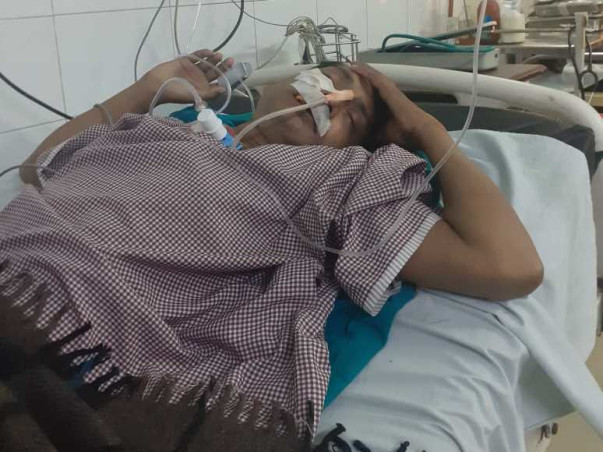 My Uncle Is Fighting For His Life And We Need Your Support To Save Him