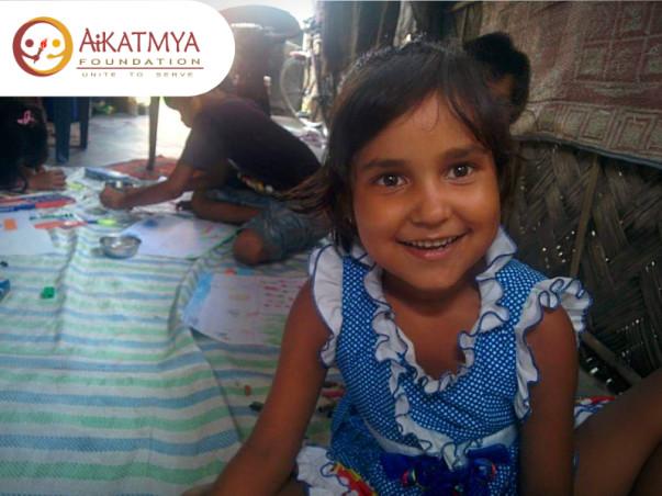Support Our Shelter School for Deprived Children's Education