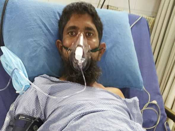 Support Mohammed Saber Ali Recover From Liver and Kidney Problems