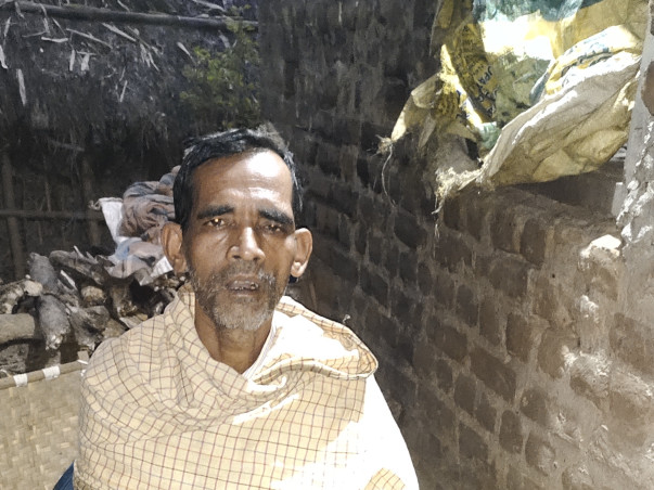 Help A Daily Wage Labourer To Fight Head And Neck Cancer