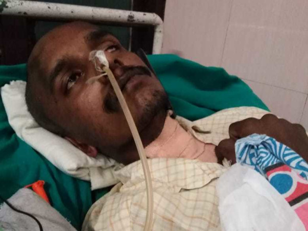 Help Bineesh Recover From A Head Injurie