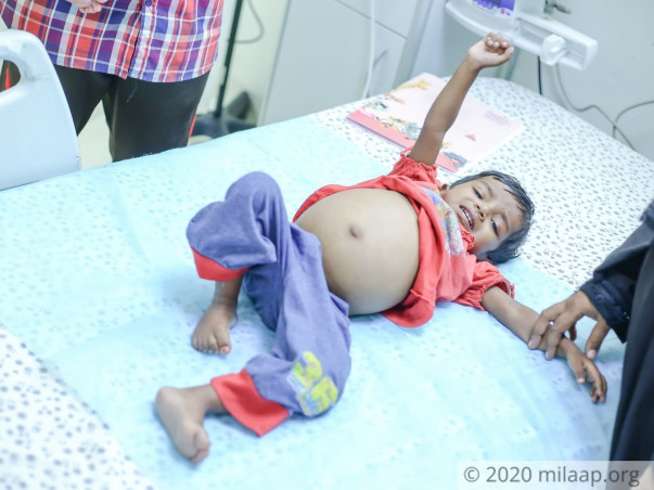 Help my daughter to Recover from Gaucher Disease