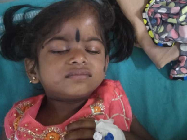 Support Sandhya Recover From Bone Cancer
