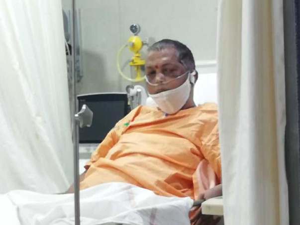 Help My Father Fight  With Heart, Lung And Neuro Ailments