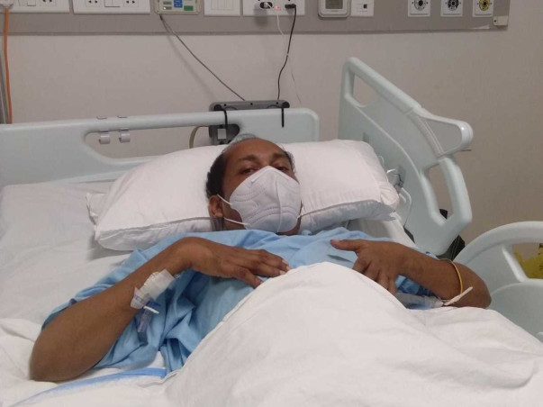 Support Renju Recover From Spinal Stroke