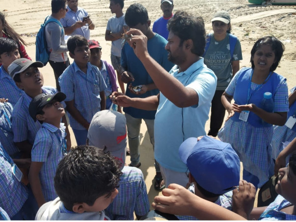 Help grade 7 and grade 8 students of vidyaniketan school