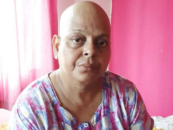 Support Manashi Das Recover From Breast Cancer
