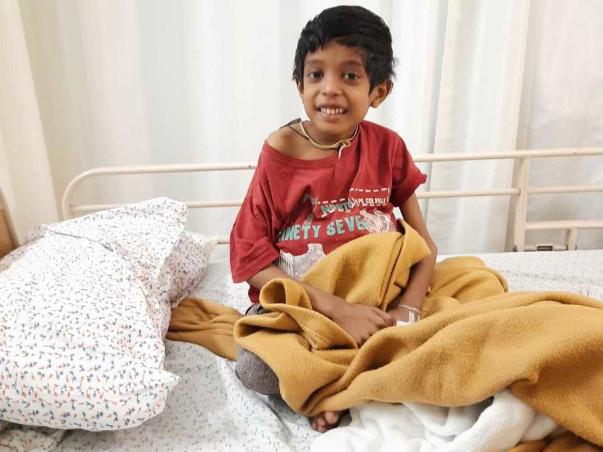 Support Guru Raj Undergo Liver Transplant