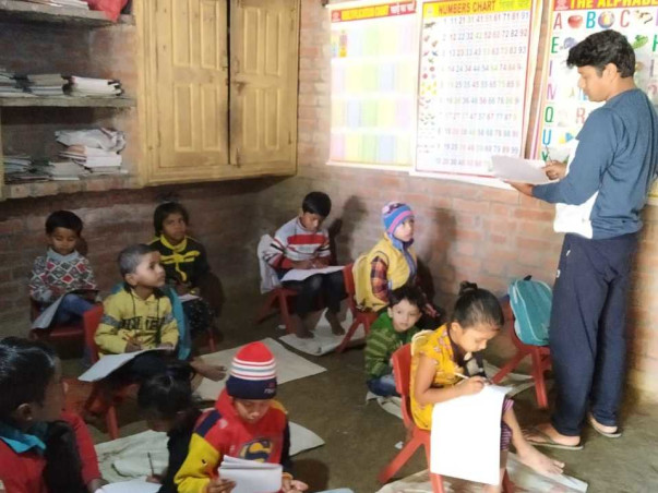 Support Sourabh Singh To Educate Poor Kid's