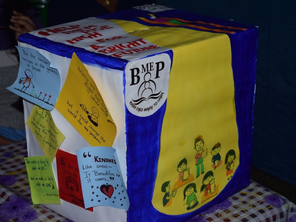 Contribute To Bihari More Education Project Cause