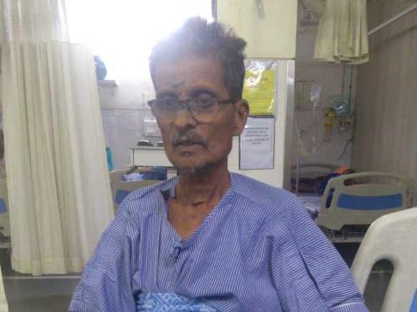 Support Ganpat Roa Bhosale Recover From Pancreatitis
