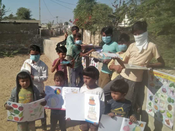 Help of community for Education and Health, Protect Animal, and Bird