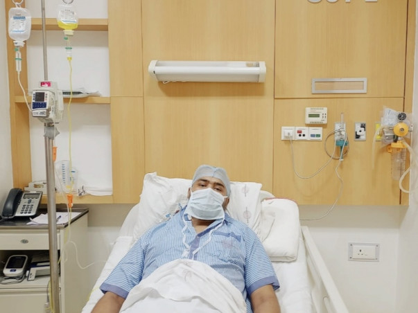 Support Prosenjeet for his Bone Marrow Transplant