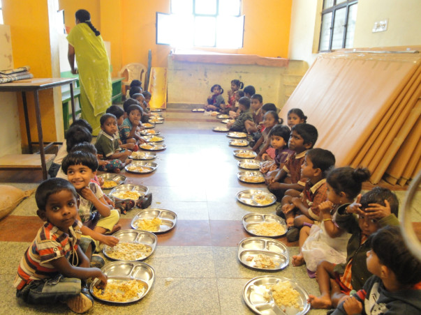 Fight Malnutrition with Zion Foundation