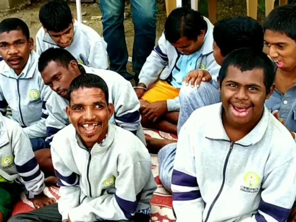 Help Residential School for Mentally Challenged