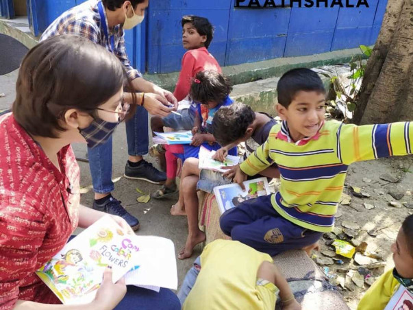 Help Us Educate 200 Children From 4 Slums in Delhi