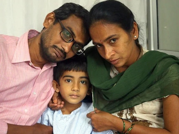 Save Aarush from Bone Marrow Failure