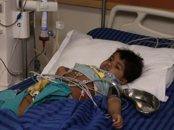 Help Daughter of one of our Frnd to Fight From Nephrotic Syndrome