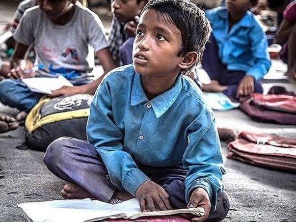HELP FOR POOR STUDENT'S EDUCATION.