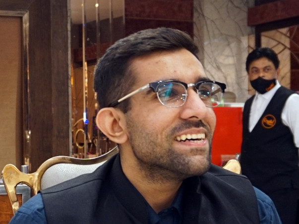 Help Ibrar To Raise Fund For His Masters Program In UK