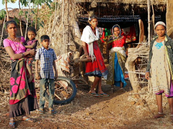 Help Adivasi Community.