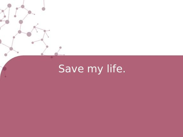Save my life.