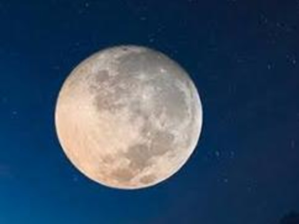 Land on the moon