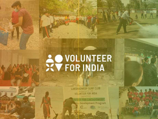 Empower volunteers to support their communities during COVID