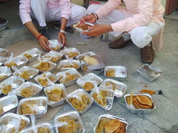 Urgent Help for hungry people in this pandemic situation.