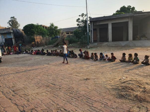 India's Beautiful Street Children