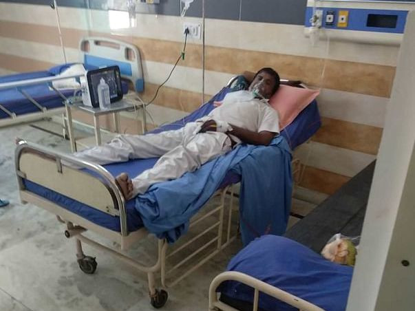 Support Naresh To Recover From Covid-19
