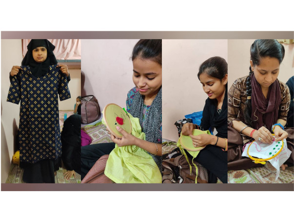 Support us for provide Skills/Education to Women/Housewives