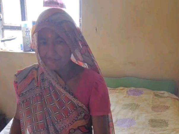 Help Manju Devi - Food and Shelter