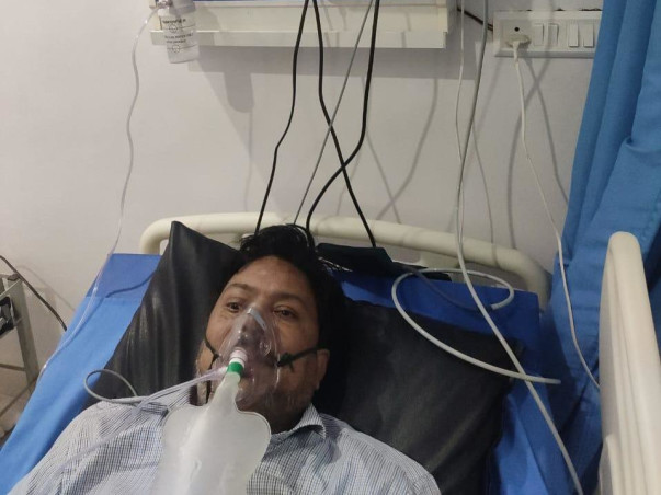 17- Year- Old Needs Your Help To Save His Father,