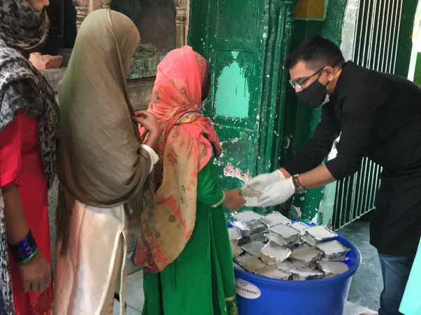 FREE COVID MEDICINES, FOOD DRIVES, CT SCAN, OXYGEN FOR POOR AND NEEDY