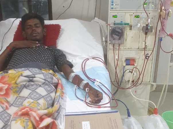 Help Me Undergo Kidney Transplant.