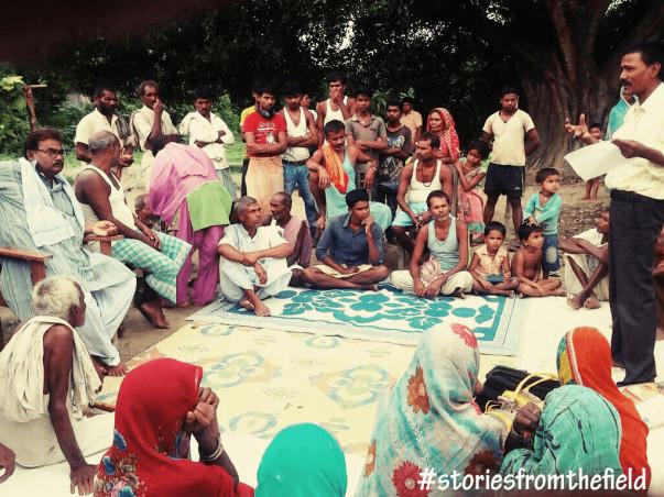 Help Leher support 1590 Vulnerable Families in Madhubani, Bihar