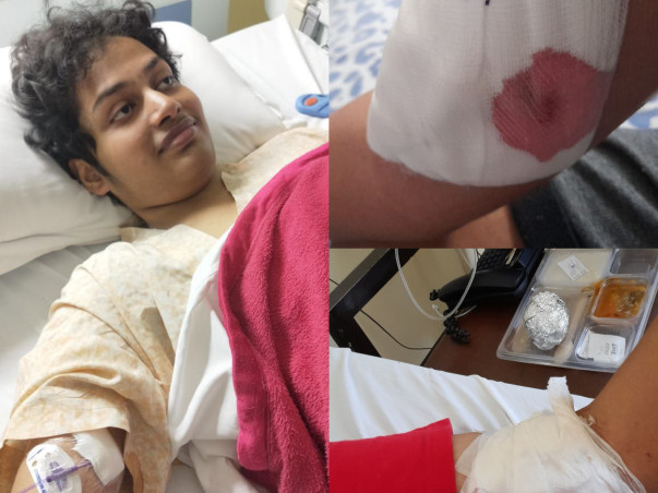 15-Year-Old Needs Urgent Help To Fight Preleukemia & Covid