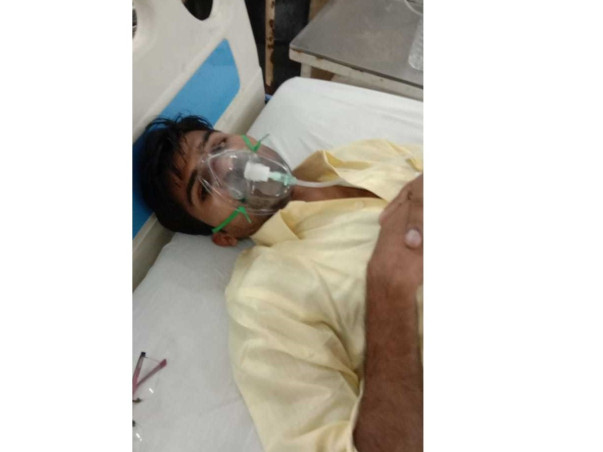32 Years Old Jaif Ullah Khan Needs Your Help Recover Atrial Septal Defect/oxygen Level Decreasing