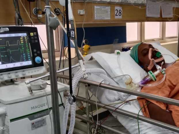 Support Rajesh Kanna To Recover From Respiratory Failure