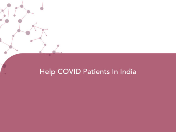 Help COVID Patients In India