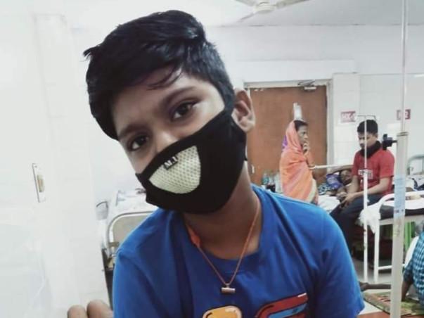 Help Subham Fight Cancer