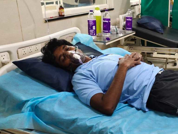 Help Rama Lingam fund for Covid treatment