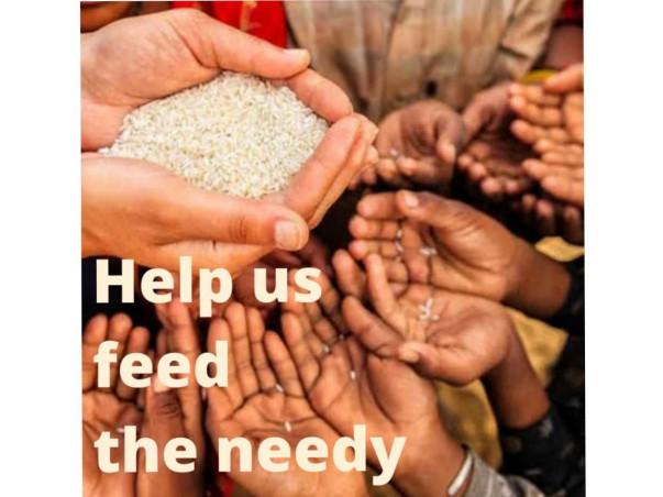 MISSION AAHAR-HELP US IN FEEDING POOR PEOPLE