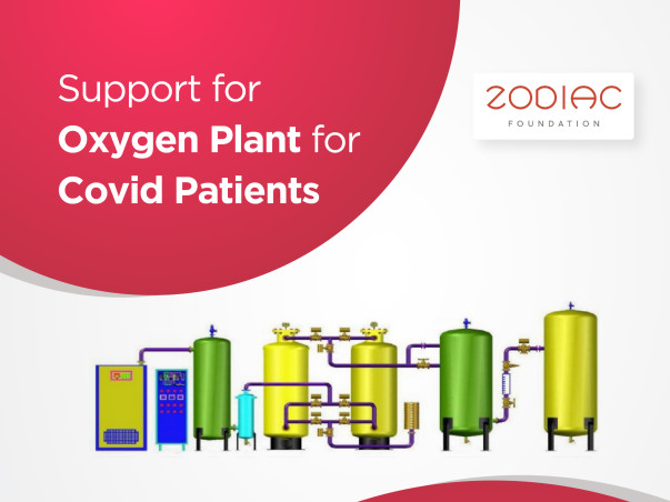 Oxygen Plant Setup For Covid Affected People